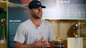 Родик: Не съм изхвърлил всички трофеи, просто не искам храм вкъщи