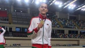 Георги Начев се класира за финала в тройния скок на ЕП в Гросето