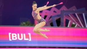 Владинова остана без медал на Световните игри във Вроцлав