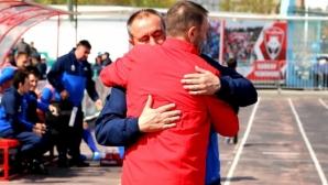 Мъри и Астана нямат спирачки, Стойчо с равенство
