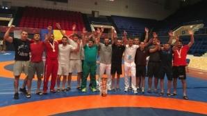 Българските борци с отборна титла преди Световното