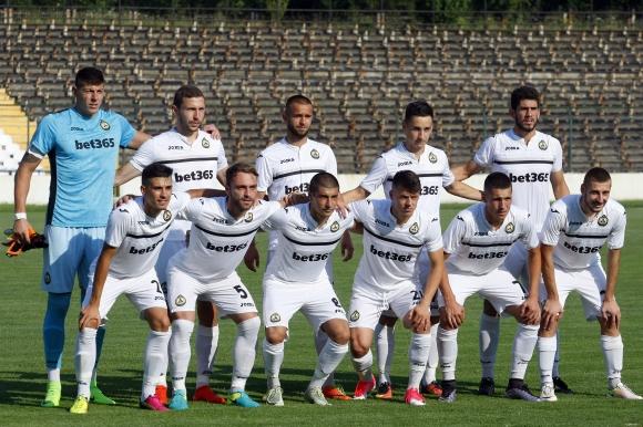Групата на Славия за мача срещу Септември