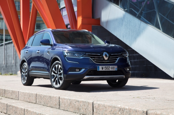 Renault Koleos е правилният отговор