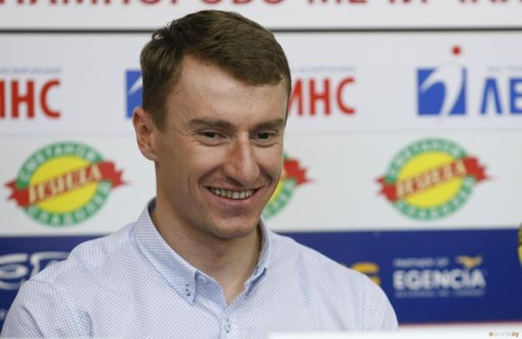 Биатлонистът Красимир Анев ще става баща