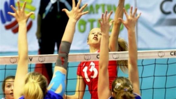 Мерелин Николова: Опитахме се да играем максимално добре