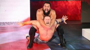Русев загуби от Джон Сина след 21-минутна битка (ВИДЕО)