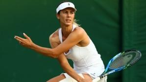 Без промяна за Цветана Пиронкова в световната ранглиста