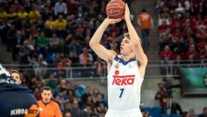 Дончич мечтае за медали със Словения
