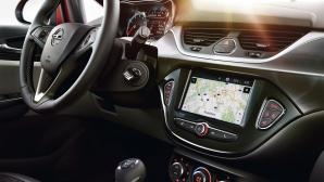 Navi 4.0: Интегрирана навигация и пълна OnStar функционалност за Opel KARL, ADAM и Corsa
