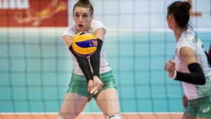 Българска волейболистка е №1 на сервис в света
