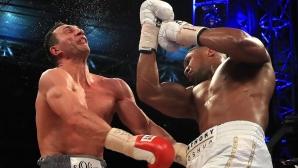 Кличко: Парите не са определящ фактор, за да има реванш срещу Джошуа