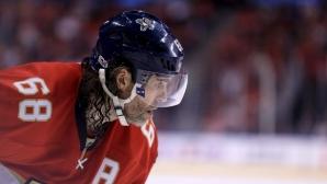 Ягър преговаря с няколко клуба от НХЛ