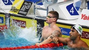 Адам Пийти счупи световен рекорд на 50 метра бруст