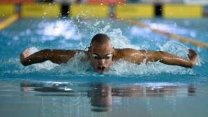 Феноменално плуване на Антъни Иванов на 200 метра бътерфлай: рекорд и класиране за 1/2-финалите