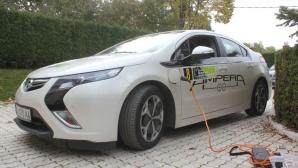 15 електромобила на старта на ЕКО-Рали България 2017