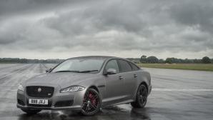 Jaguar обновяват седана XJ