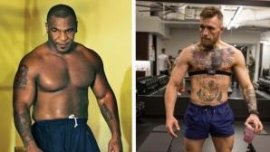 Майк Тайсън: Макгрегър ще бъде убит на бокс!