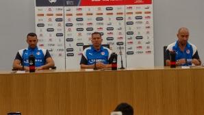 Треньорът на Апоел: Не разчитаме на жегата да ни помага срещу Лудогорец