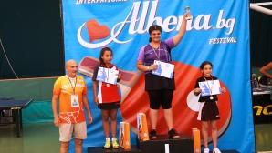 Българка с титла от международния фестивал в Албена