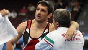 Световен шампион напусна борбата