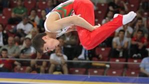 Разкъсан гръден мускул не спря наш гимнастик за финал в Гьор
