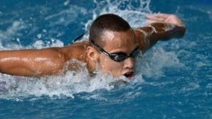 Световният финал на 200 метра бътерфлай с участието на Антъни Иванов пряко по Евроспорт 1