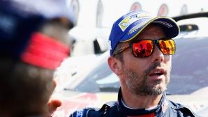 Льоб ще помага на Citroen във WRC