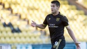 Ники Тодоров откри головата си сметка за новия сезон
