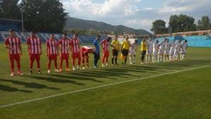 Септември (Симитли) победи Банско в контрола с пет гола