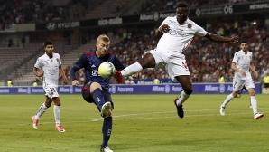 Вратар провали Ница срещу Аякс