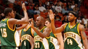 NBA пред завръщане в Сиатъл
