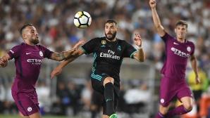 Манчестър Сити разгроми Реал Мадрид насред Лос Анджелис
