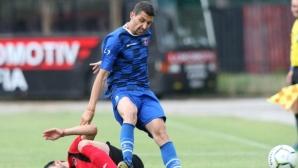 Промени в Струмска слава за първия домакински мач