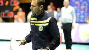 Миро Живков ще разчита на двама български волейболисти в Сайпа