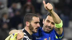 Буфон коментира Бонучи и Милан