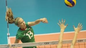 Мерелин Николова: Целим се в медал от Европейското