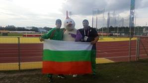Валентин Андреев с бронз на Европейския олимпийски фестивал в Унгария