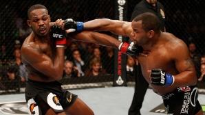 Кормие: Джоунс се беше допингирал в пъврия ни мач