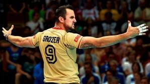 Георг Гроцер се завръща в състава на Германия за Евроволей 2017