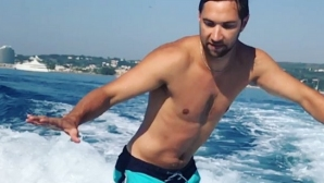Европейски шампион измисли нова разновидност на волейбола (видео)
