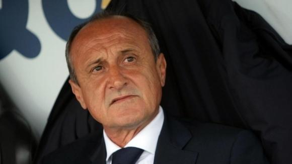 Италианският треньор Делио Роси пристигна в София, за да се