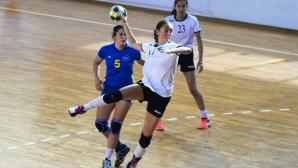 България на победа от финал на Европейското за девойки (снимки)