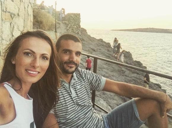 Димитър Маринков: Не мога да устоя на жена ми