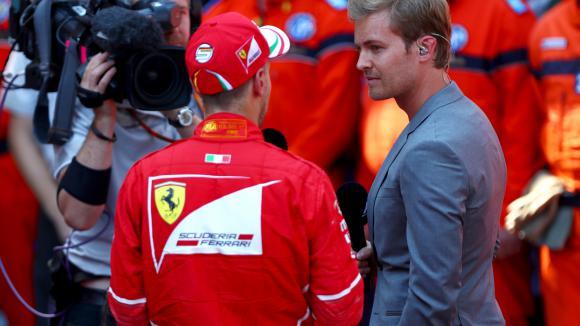 Розберг: Ферари няма да се справят с Мерцедес