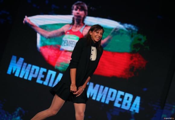 Начална височина 1.84 м за Мирела Демирева във финала