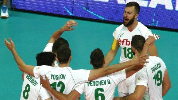 България срази Белгия в единствената си контрола преди Евроволей 2017 (видео)