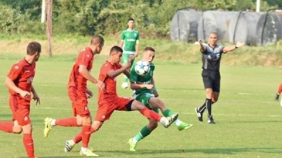 Без победител на ЦСКА-София - Лудогорец на старта в U19 (снимки)