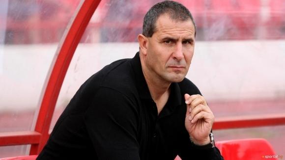 Димитър Димитров е новият старши треньор на Лудогорец