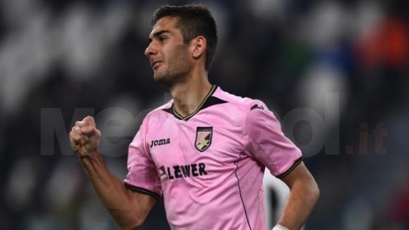 Чочев отказал на тимове от Серия А, за да остане в Палермо