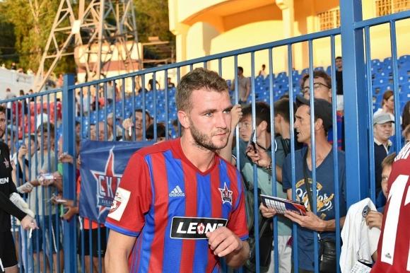 Венци Христов: В България много хора следят руското първенство, вече написаха за гола ми